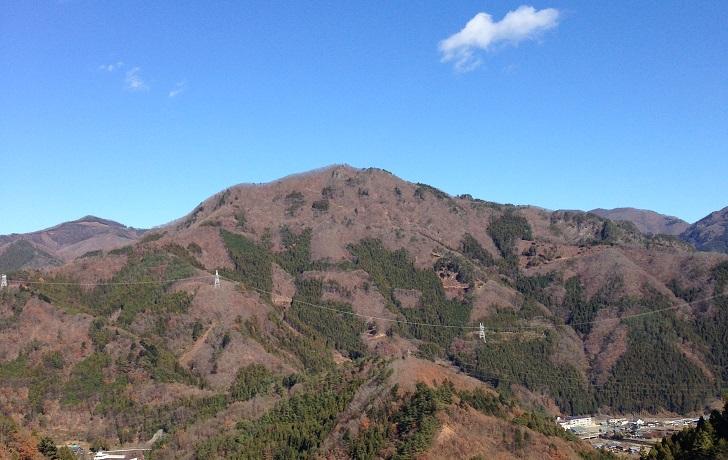 上野スカイブリッジからの景色